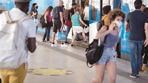 Mais transportes na Área Metropolitana de Lisboa só no final do próximo ano