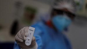 Sobe para 19 o número de infetados com Covid-19 em casa de saúde em Sintra