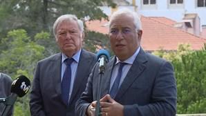 Costa mantém Estado de Calamidade em 19 freguesias de Lisboa e Vale do Tejo