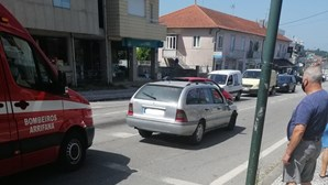 Mulher em estado grave depois de ser atropelada em Santa Maria da Feira