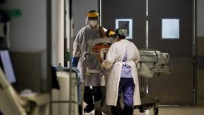 Dois mortos e 402 infetados por coronavírus nas últimas 24 horas em Portugal