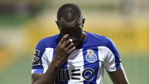 Marega deixou relvado após insultos racistas há um ano em Guimarães