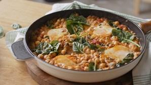 Ovos com grão: uma receita vegetariana bem portuguesa e nutritiva
