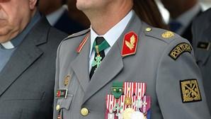 Rui Clero é o novo comandante-geral da GNR