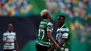 Sporting bate Santa Clara com golo solitário em Alvalade