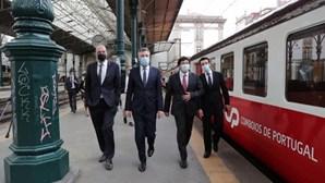 Comboio histórico Miradouro regressa este domingo para ligar Porto e Pocinho