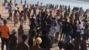 Autarca de Cascais pede mais polícias e critica resposta a rixa na praia do Tamariz