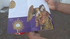 Diocese de Beja perde arte sacra