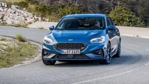 """Radar italiano """"caçou"""" Ford Focus supersónico a 703 km/h"""