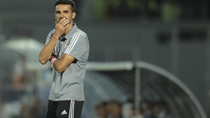 Vieira proíbe recados a Nelson Veríssimo