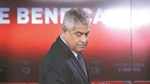 Luís Filipe Vieira, o presidente que segurou a oposição focado na despedida