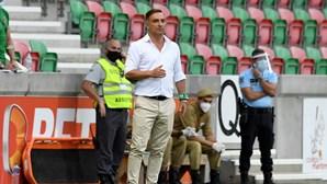 Treinador Carlos Carvalhal salvo de assaltantes pelo filho