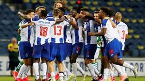 Danilo e Marega dão 29.º título de Campeão Nacional ao FC Porto