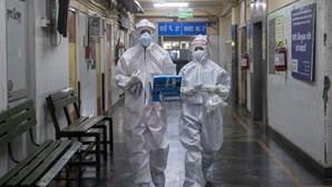 Três mortos e 691 infetados por coronavírus nas últimas 24 horas