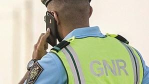 GNR detém homem que tentava parar carros na autoestrada para os obrigar a travagens de emergência