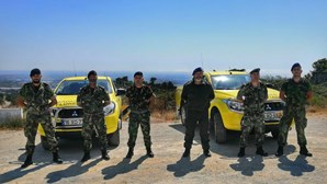 Mais 108 militares das Forças Armadas na prevenção de incêndios florestais