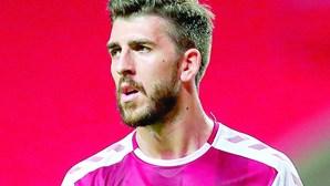 Paulinho do Sporting de Braga com mais procura