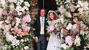 Casamento real realizado em segredo no Reino Unido