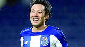 Nakajima custa 147 euros por segundo ao FC Porto