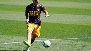Messi bate recorde de títulos de melhor marcador da liga espanhola