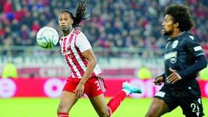 Jesus dá aval ao central Rubén Semedo no Benfica