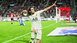 Benfica desiste de contratação de Cavani