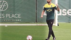 Contratações no Sporting só com aval de Rúben Amorim