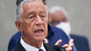 Marcelo só analisará alteração à lei para convocar eleições nos Açores no dia 20