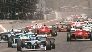 Fórmula 1 está de regresso a Portugal no final de outubro