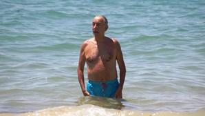 Marcelo Rebelo de Sousa inicia férias na Madeira