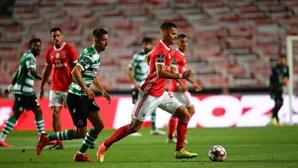 Sporting fica em quarto lugar após ser derrotado pelo Benfica na Luz