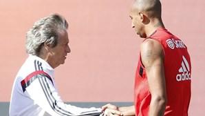 Jorge Jesus quer estrutura de peso no Benfica
