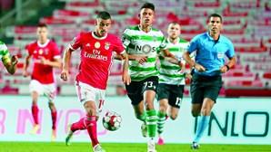 Sporting atira vitória para o Benfica e falha pódio da Liga