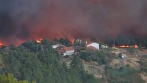 Comissão Europeia acompanha fogo de Oleiros e disponibiliza apoio satélite