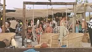 Empresários presos por festas ilegais em bares da Costa da Caparica