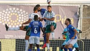 Tondela e Vitória de Setúbal 'condenam' Portimonense à II Liga