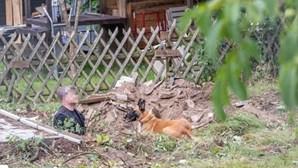 Polícia alemã continua escavações em jardim perto de casa do suspeito de raptar Maddie