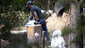 Polícia alemã faz escavações e usa cães-pisteiros na zona onde vivia suspeito de rapto de Maddie McCann