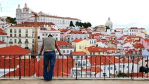 Lisboa já sente ajuste no preço das casas