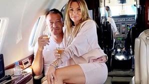 Lenda do Chelsea John Terry viaja para o Algarve em jato privado contra recomendações do Reino Unido