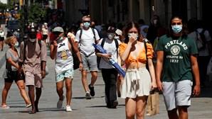 Espanha ultrapassa os 1500 contágios diários pela Covid-19