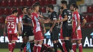 Vitória de Setúbal e Aves despromovidos ao Campeonato de Portugal