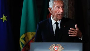 """""""Verdadeiramente, não sei"""": Marcelo Rebelo de Sousa reage a possibilidade de rei Juan Carlos estar em Portugal"""
