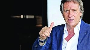 Jorge Jesus escolhe Luisão para diretor técnico do Benfica