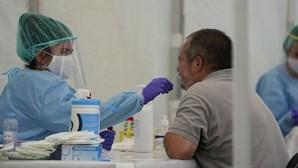 Espanha regista mais de 11 mil novas infeções sendo um terço em Madrid