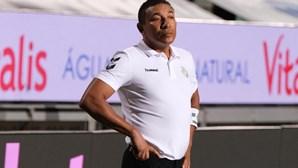 Lito Vidigal é o novo treinador do Marítimo