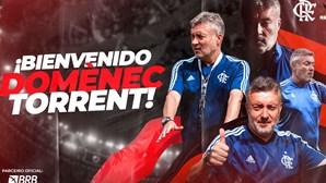 Flamengo já tem sucessor para Jorge Jesus