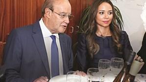 Fernanda Miranda e Pinto da Costa já vivem juntos