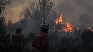 Governo prolonga Situação de Alerta até domingo devido ao elevado risco de incêndio