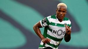 Jovane em risco na 'Final' entre Sporting e LASK